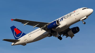 TC-ODA - Airbus A320-233 - Onur Air