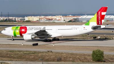 A picture of CSTON - Airbus A330202 - TAP Air Portugal - © Matheus Felipe