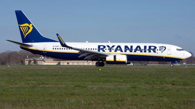 EI-EVP - Boeing 737-8AS - Ryanair