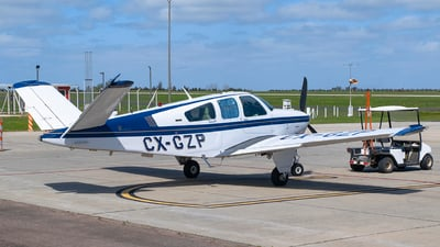 CX-GZP - Beechcraft V35B Bonanza - Private
