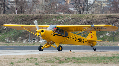 D-EOSS - Piper PA-18 Super Cub - Private