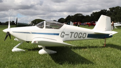 G-TOGO - Vans RV-6A - Private