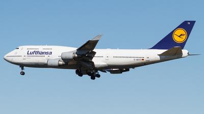 A picture of DABTK - Boeing 747430 - [29871] - © Scott Merriman