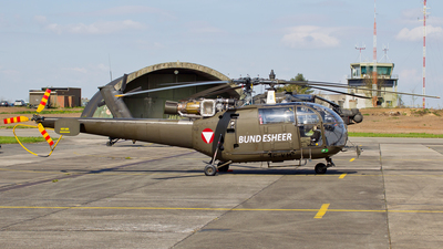 3E-KM - Aérospatiale SA 319B Alouette III - Austria - Air Force