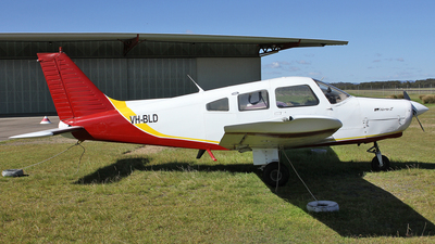 VH-BLD - Piper PA-28-161 Warrior II - Private