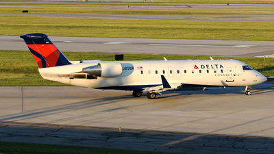 N685BR - Bombardier CRJ-200ER - Delta Connection (SkyWest Airlines)