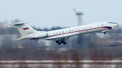 RA-65976 - Tupolev Tu-134AK - Russia - Air Force