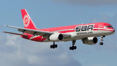 YV304T - Boeing 757-21B - SBA Airlines