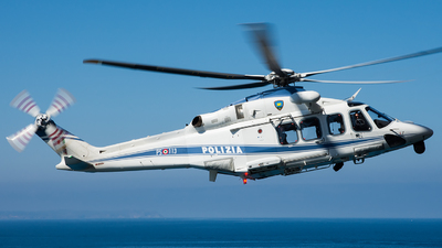 MM81837 - Agusta-Westland AW-139 - Italy - Polizia di Stato