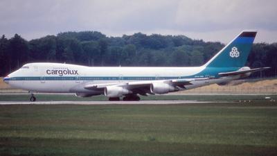 LX-ACV - Boeing 747-271C - Cargolux Airlines International
