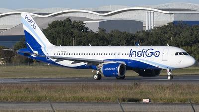 VT-IIG - Airbus A320-251N - IndiGo Airlines