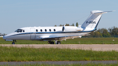 F-GGAL - Cessna 650 Citation III - Euralair International