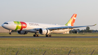 A picture of CSTUE - Airbus A330941 - TAP Air Portugal - © Alewx