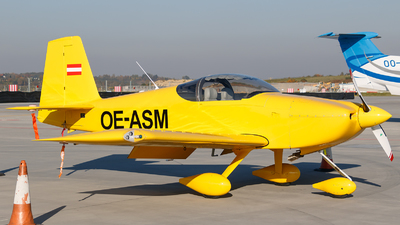 OE-ASM - Vans RV-7A - Private