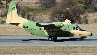 N761CA - CASA C-212-400MP - Botswana - Defence Force