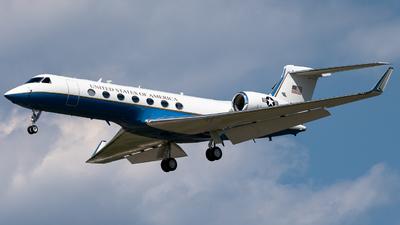N513GD - Gulfstream C-37B - United States - US Air Force (USAF)