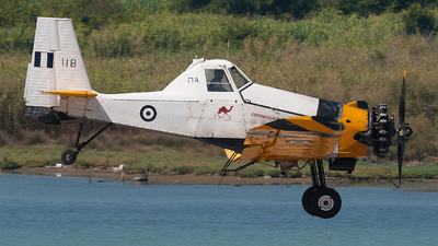 118 - PZL-Mielec M-18B Dromader - Greece - Air Force