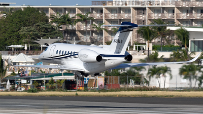N799LG - Cessna Citation Longitude - Private