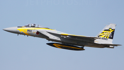 72-8960 - McDonnell Douglas F-15J Eagle - Japan - Air Self Defence Force (JASDF)