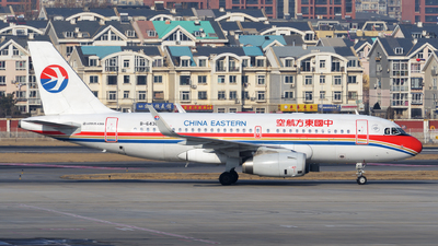 B-6430 - Airbus A319-133 - China Eastern Airlines
