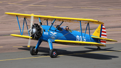 N56178 - Boeing A75N1 Stearman - Private