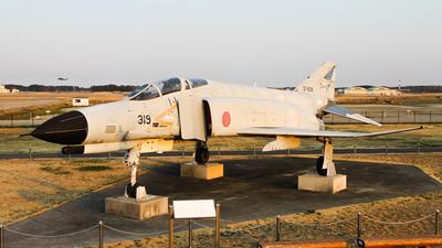 37-8319 - McDonnell Douglas F-4EJ Kai - Japan - Air Self Defence Force (JASDF)