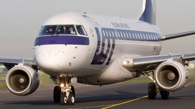 SP-LIL - Embraer 170-200LR - LOT Polish Airlines