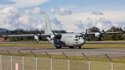 FAC1001 - Lockheed C-130B Hercules - Colombia - Air Force