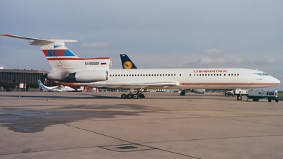 RA-85681 - Tupolev Tu-154M - Sibaviatrans (SIAT)