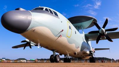 - Shaanxi Y-9/KJ500A - China - Air Force