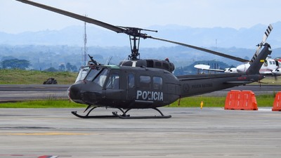 PNC-0734 - Bell UH-1H Iroquois - Colombia - Police