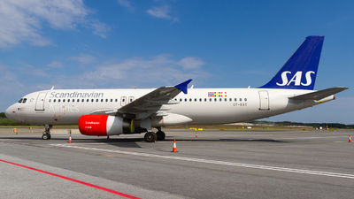 A picture of OYKAT - Airbus A320232 - SAS - © Rickard Andersson