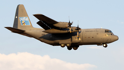 996 - Lockheed C-130H Hercules - Chile - Air Force