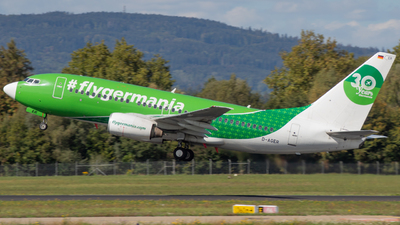 D-AGER - Boeing 737-75B - Germania