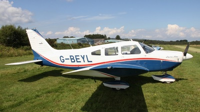 G-BEYL - Piper PA-28-180 Cherokee Archer - Private