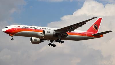 D2-TEF - Boeing 777-2M2(ER) - TAAG Linhas Aéreas de Angola