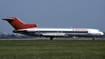 N251US - Boeing 727-251 - Northwest Airlines