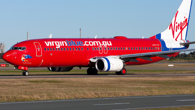 VH-VOK - Boeing 737-8FE - Virgin Blue Airlines