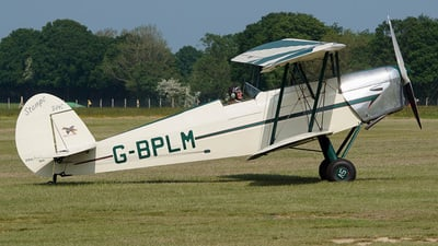 A picture of GBPLM - Stampe SV4C - [1004] - © Simon Baker