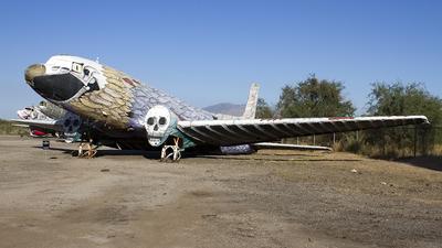 17177 - Douglas C-117D Skytrooper - Untitled
