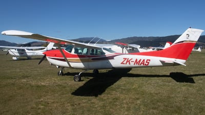 ZK-MAS - Cessna TR182 Turbo Skylane RG - Private