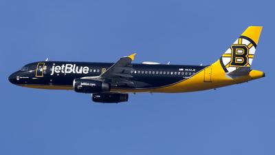 A picture of N632JB - Airbus A320232 - JetBlue Airways - © Mark Szemberski