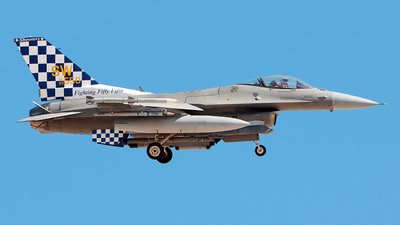 93-0550 - Lockheed Martin F-16CJ Fighting Falcon - United States - US Air Force (USAF)