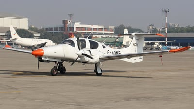 G-MDME - Diamond Aircraft DA-62 - Flight Calibration Services (FCS)