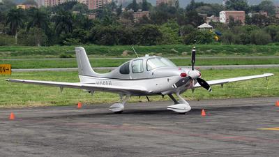 N960AL - Cirrus SR22T - Private