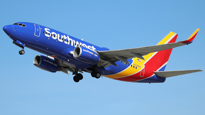 N438WN - Boeing 737-7H4 - Southwest Airlines