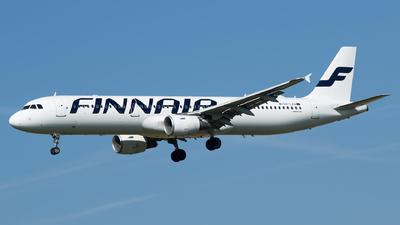OH-LZA - Airbus A321-211 - Finnair
