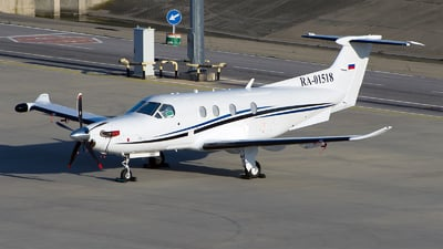 RA-01518 - Pilatus PC-12 NGX - Private
