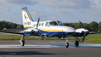 PH-MRO - Cessna 421C Golden Eagle - Q-Flights