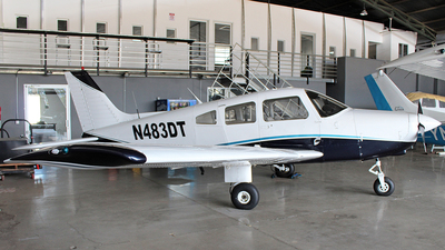 N483DT - Piper PA-28-161 Cherokee Warrior II - Private